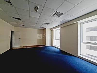مکتب  للايجار في شارع الشيخ زايد، دبي - Fully fitted office | Near Metro | SZR