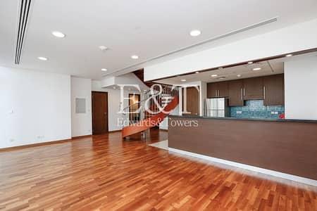شقة 2 غرفة نوم للبيع في مركز دبي المالي العالمي، دبي - Exclusive |Duplex | DIFC/ Sea  View