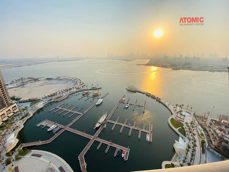 Skyline View ! 3BHK+MR For Rent In Heart Of Dubai