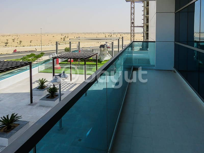2 Large 2BR | 1 Month Free  |Closed Kitchen | Balcony