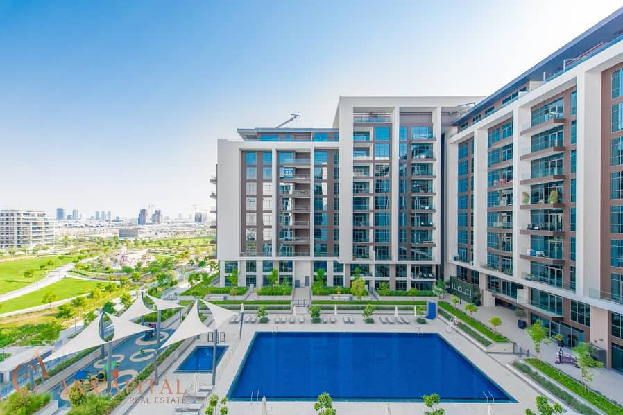 2 Park View | Double Balconies | Spacious Layout