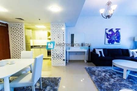 فلیٹ 1 غرفة نوم للبيع في مركز دبي المالي العالمي، دبي - Furnished 1 Bed Apt?Vacant?Mid Floor?Ready to Move