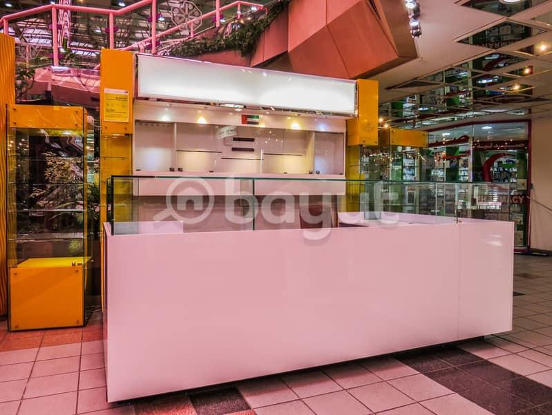 2 Kiosk No. 3