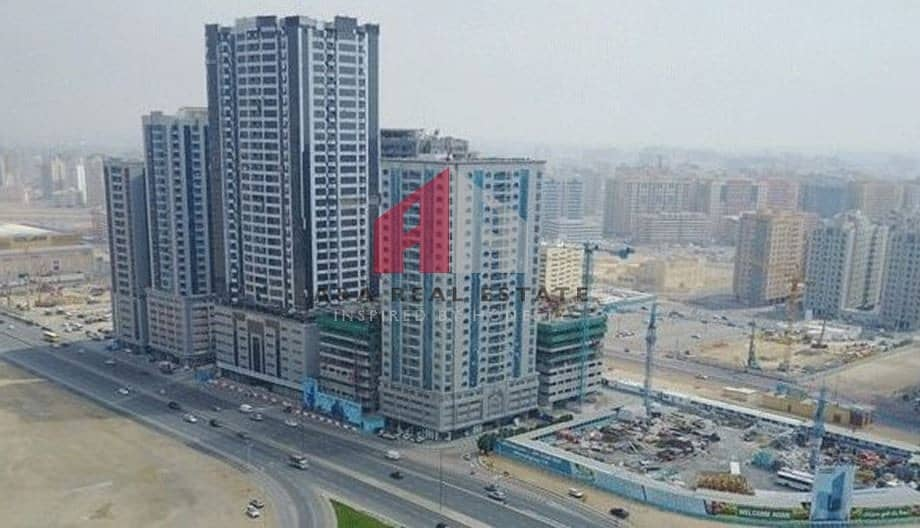 9 AMAZING 1BR APARTMENT IN SAHARA TOWER FOR SALE