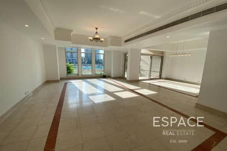 4 Bedroom Villa for Rent in Dubai Marina, Dubai - Full Marina View | 4 Floors | Very Rare