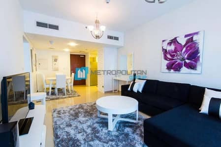 1 Bedroom Apartment for Rent in DIFC, Dubai - 1 Bed Apt?Fully Furnished?Community View?Mid Floor