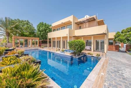 فیلا 5 غرف نوم للبيع في المرابع العربية، دبي - Exclusive | Vastu Compliant | Golf View
