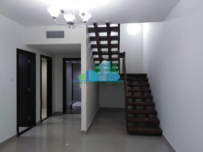 3 Bedroom Flat for Rent in Airport Street, Abu Dhabi - WONDERFUL Duplex 3 Bedrooms|4 cheques |Built-in Cabinets
