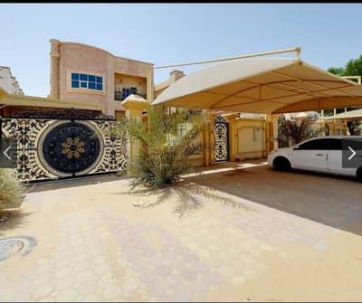 5 Bedroom Villa for Rent in Al Mowaihat, Ajman - villa Brand new 5 bedroom villa for rent with AC in al mowaihat 2 Ajman