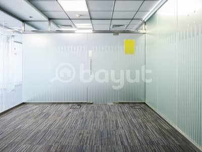Office for Rent in Mohammed Bin Zayed City, Abu Dhabi - Office with great facilities