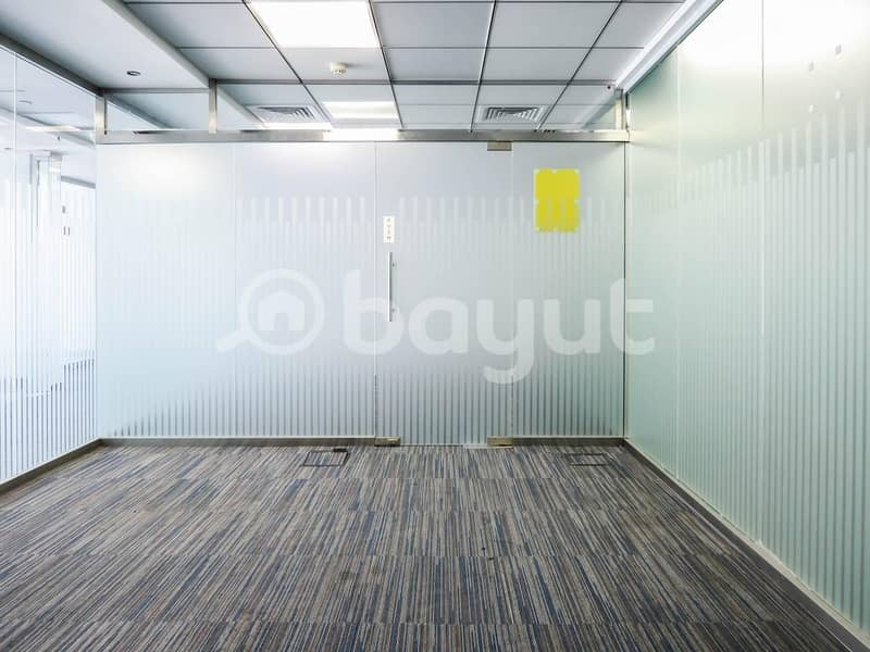 Office with great facilities