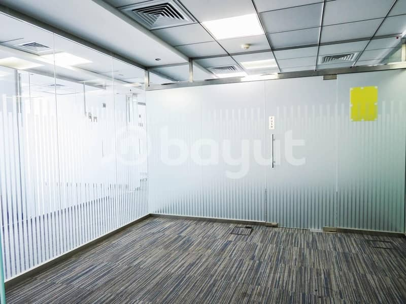 2 Office with great facilities