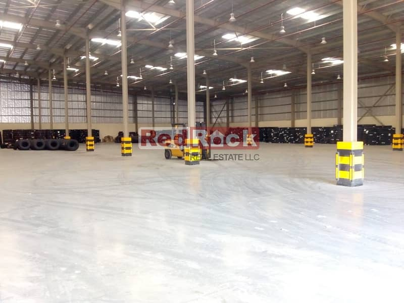 Independent Warehouse with 800 KW for Sale In DIC