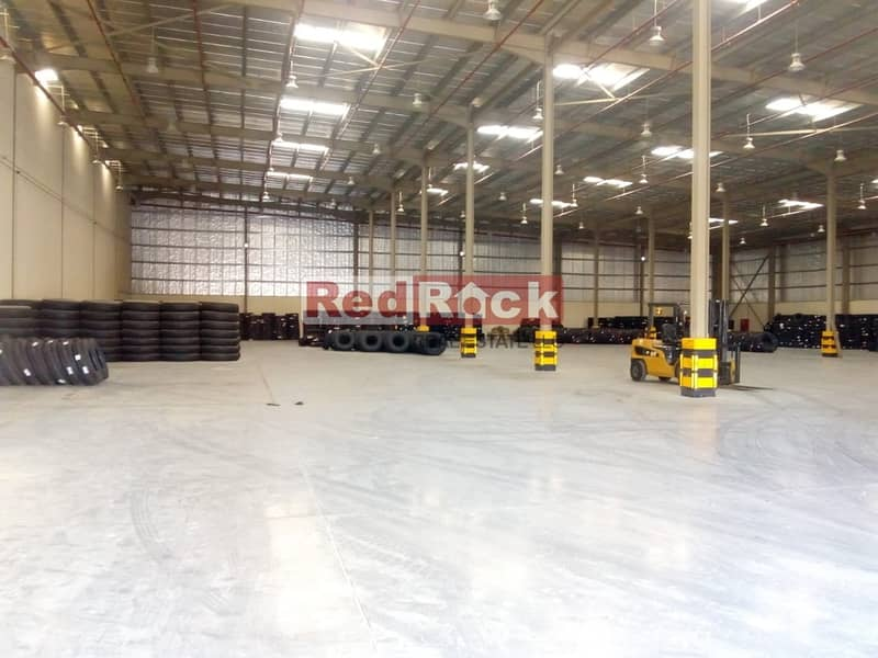 Ideal For Factory Warehouse plus Offices with 800KW Power in DIC