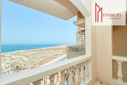 فلیٹ 1 غرفة نوم للبيع في قرية الحمراء، رأس الخيمة - Fully Furnished | Full Sea View | Investment
