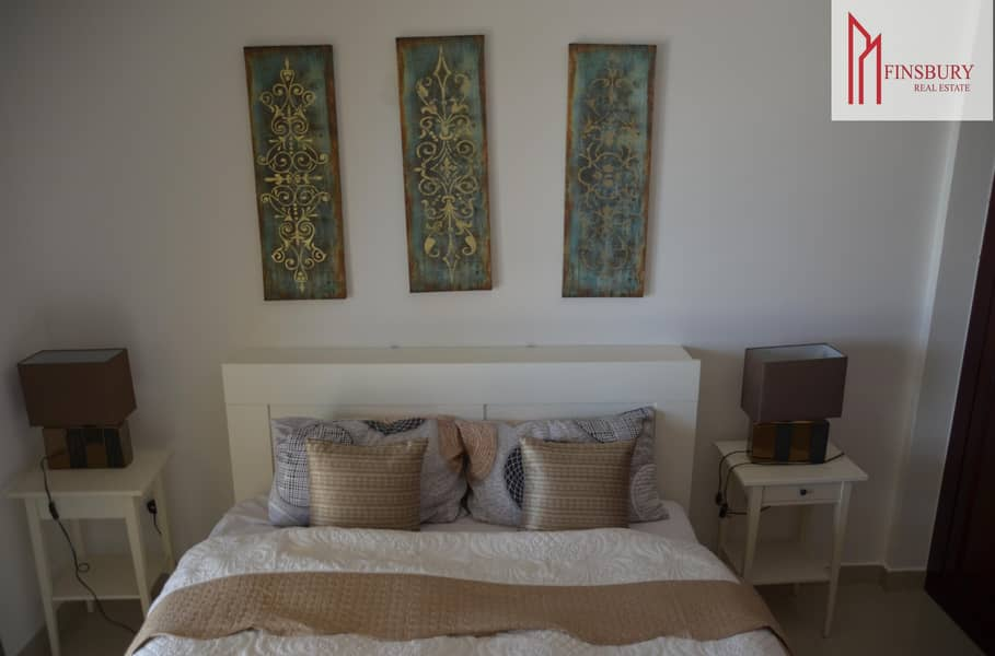 18 Fully Furnished | Full Sea View | Investment