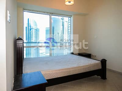 2 Bedroom Flat for Rent in Jumeirah Lake Towers (JLT), Dubai - HOT OFFER !!! 2BH + Store for rent in Lake terrace JLT cluster D