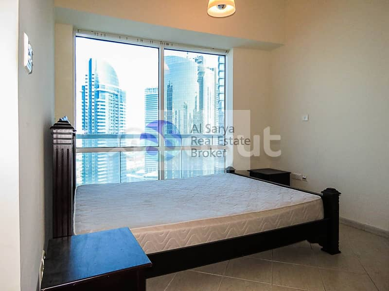 2 HOT OFFER !!! 2BH + Store for rent in Lake terrace JLT cluster D