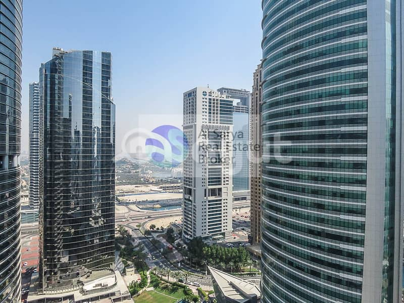 24 HOT OFFER !!! 2BH + Store for rent in Lake terrace JLT cluster D