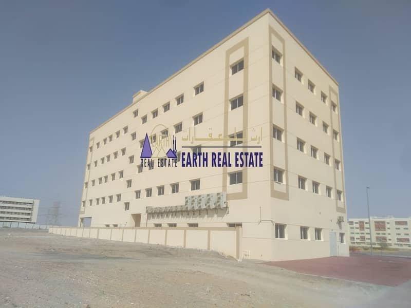 Affordable and Perfectly Priced for a Brand New Labour camp at Al Khawaneej-3