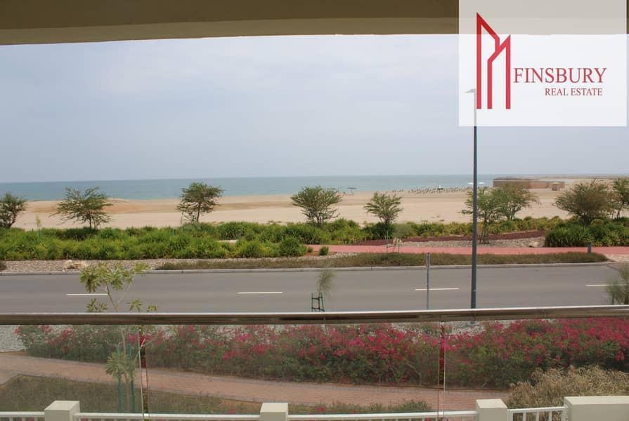 Bermuda Villa | Spacious | Full Sea View | 2 Bedroom + Maids Room |