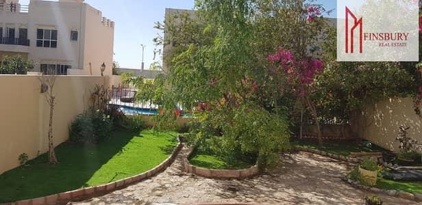 تاون هاوس 3 غرف نوم للايجار في قرية الحمراء، رأس الخيمة - Pool View | Rome Street | Fully Furnished | Close to Al Hamra Mall