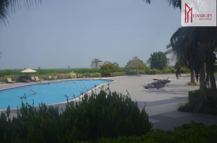 2 Furnished Studio | Pool View | Marina | FEWA Connected