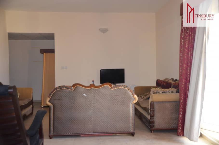 35 Spacious | Fully Furnished | One Bedroom | Huge Balconies