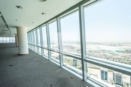 Floor for Rent in Business Bay, Dubai - Prime Location | Combined Office Floors