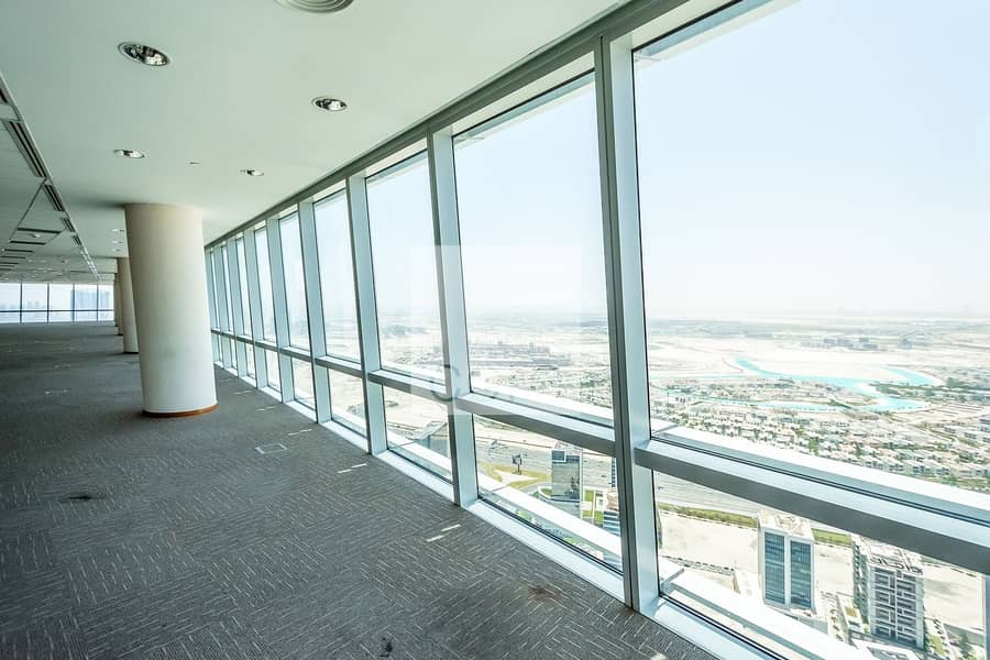 Prime Location | Combined Office Floors