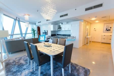 Fully Furnished?Vacant 2Beds Apt?Mid Floor?Tower B