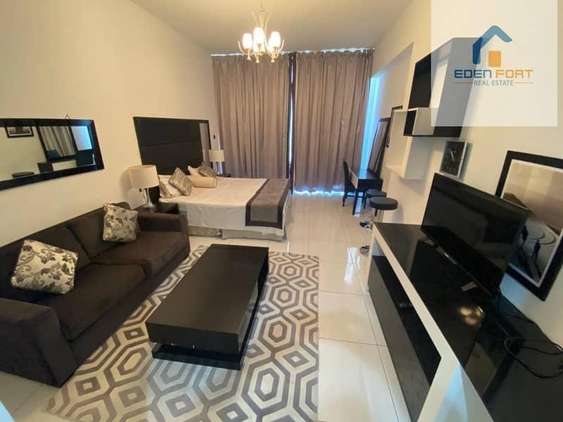 Fully Furnished Italian style Studio Flat