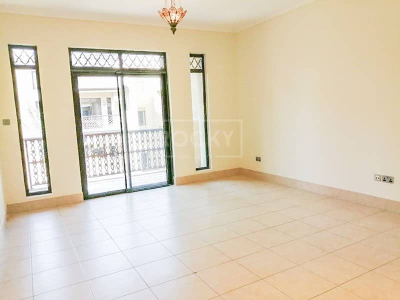 Spacious | 1-Bed | Community View | Old town