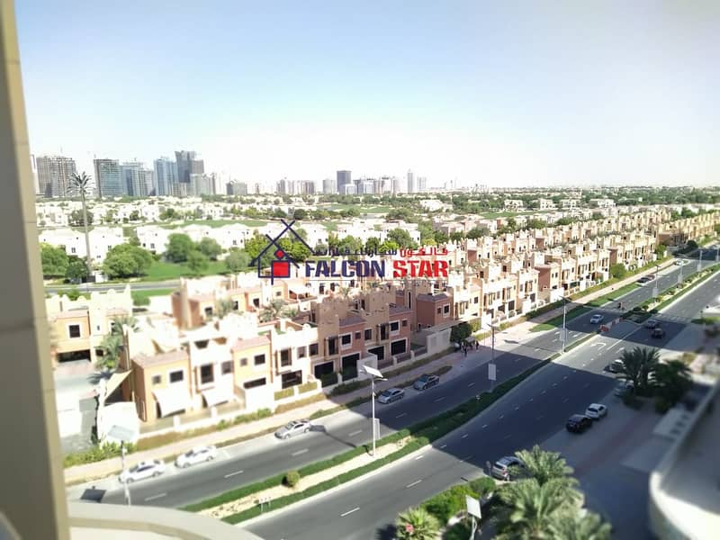 AMAZING GOLF AND COMMUNITY VIEW | 2 BED CORNER UNIT | READY TO MOVE