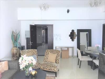 فلیٹ 1 غرفة نوم للبيع في دبي مارينا، دبي - Pool View - Vacant 1BR Flat in Dubai Marina!