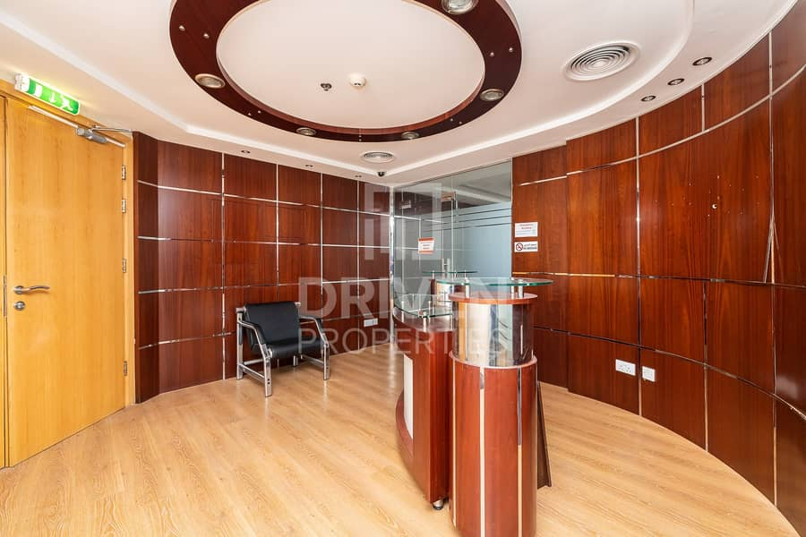 1 Fully Furnished Office in Prime Location