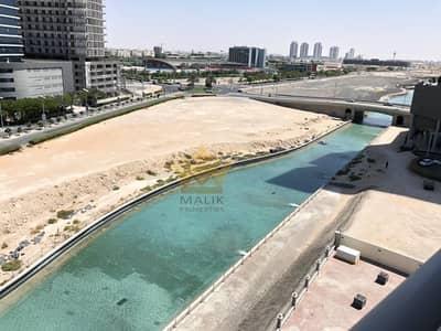 فلیٹ 2 غرفة نوم للايجار في مدينة دبي الرياضية، دبي - Brand New | Full Canal View | 2 Bedroom Hall