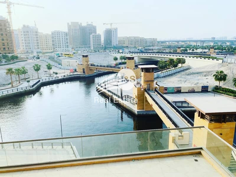 Spacious 3 Beds | Waterfront View | Good Condition