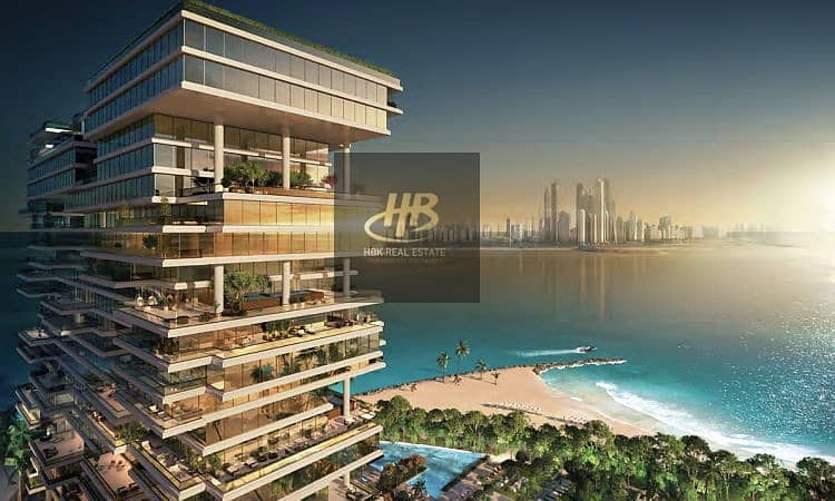 2 5 Bedrooms Penthouse I Luxury Life I Stunning Sea view