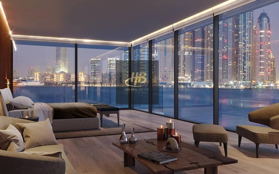 4 Bedrooms Penthouse I Luxury Life I Stunning Sea view