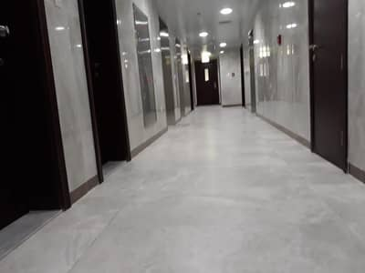 Brand New Building &  Attractive Two - Bedroom Apartment With Parking ! Al Nahyan!