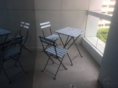 Cheapest Furnished Studio I 6 Cheques I Near the Metro