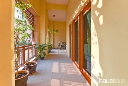 2 Bedroom Apartment for Sale in Palm Jumeirah, Dubai - Vacant on Transfer C Type with Extended Balcony