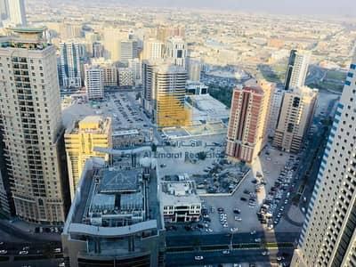 فلیٹ 2 غرفة نوم للايجار في الخان، الشارقة - Spacious 2BR Flat for Rent in AlKhan Asas Tower