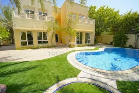 فیلا 4 غرف نوم للايجار في السهول، دبي - Type 6 I Fully Upgraded I Private Pool