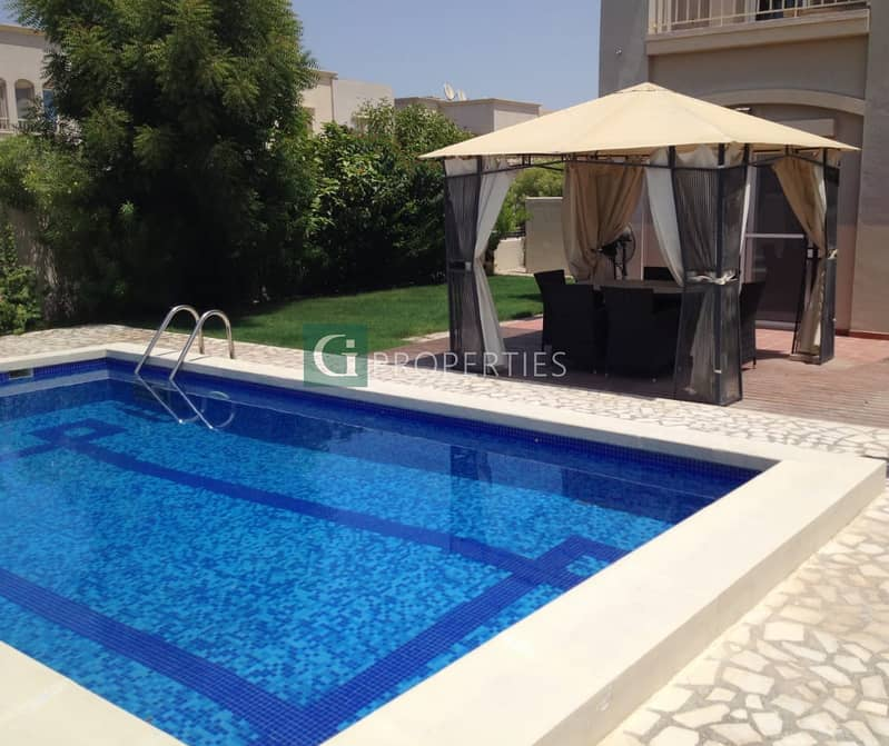2 Private Pool | Upgraded |  End Unit