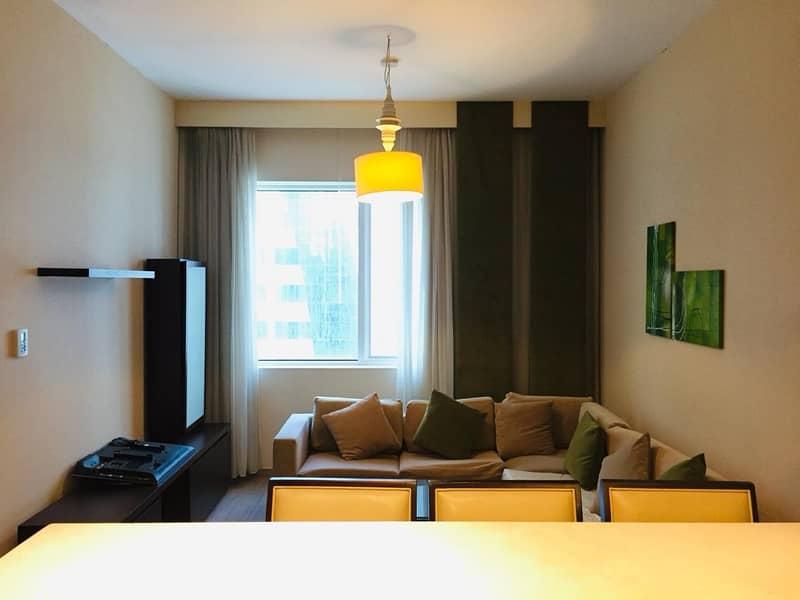 شقة في آل نهيان 1 غرف 60000 درهم - 4655066