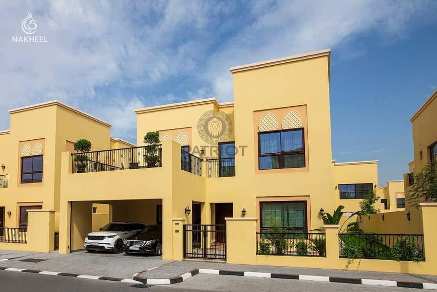 10 Exclusive Villas for UAE & GCC Nationals only with 100% Finanance