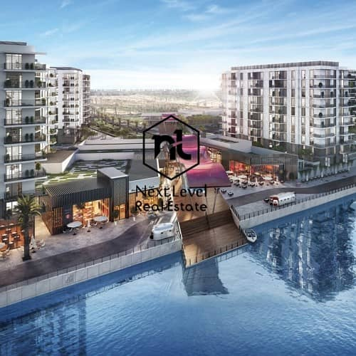 18 Amazing Waterfront Apartments in Yas Island