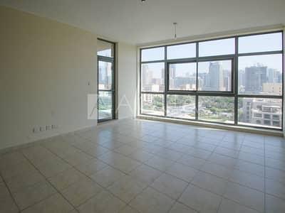 فلیٹ 1 غرفة نوم للايجار في ذا فيوز، دبي - Lake view | Chiller free | Well maintained